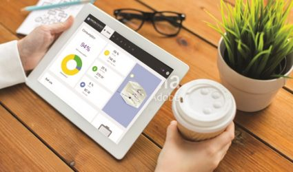 Imeon Energy- Monitoring-tablette supervision